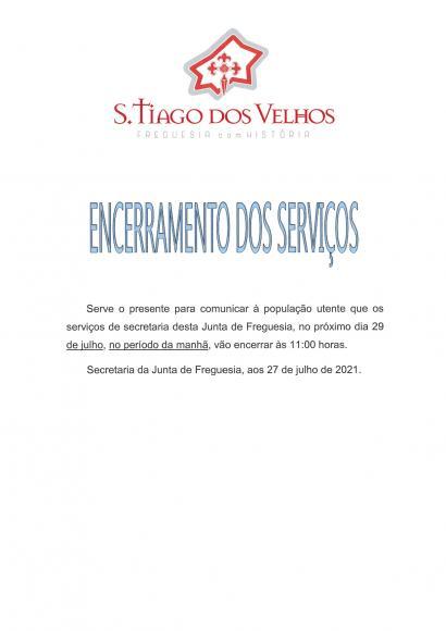 Serviços de Secretaria