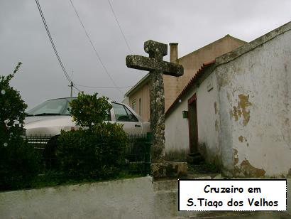Cruzeiro em S.Tiago dos Velhos